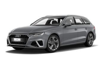 Audi A4 Avant 2.0 40 TDI S.Tronic