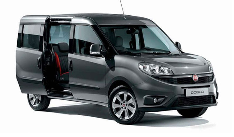 Fiat Doblò Cargo CH1 Business 1.3 95CV E6D pieno