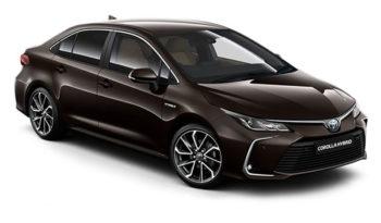 Toyota corolla ts hybrid active