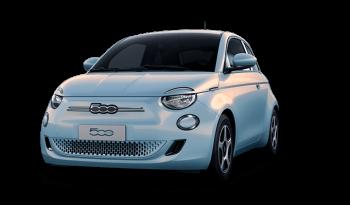 Fiat 500 Cabrio elettrica Passion pieno