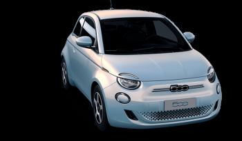 Fiat 500 Cabrio elettrica Passion