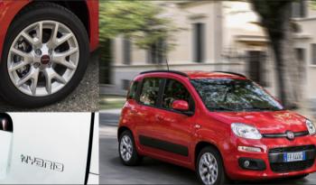 Fiat Panda 1.0 70cv HYBRID EURO 6 VAN 4P EASY