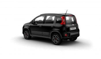 Fiat Panda 0.9 twinair turbo n.p. city life metano