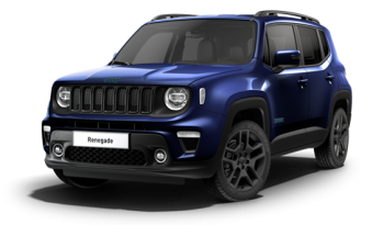 JEEP RENEGADE 1.3 T4 PHEV 190CV 80TH ANNIVERSARY 4XE AUTO