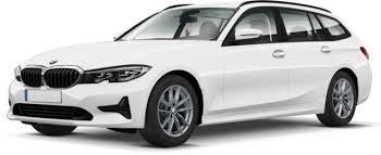 BMW SERIES 3 SW 318D 48V BUSINESS ADVANTAGE TOURING AUTO